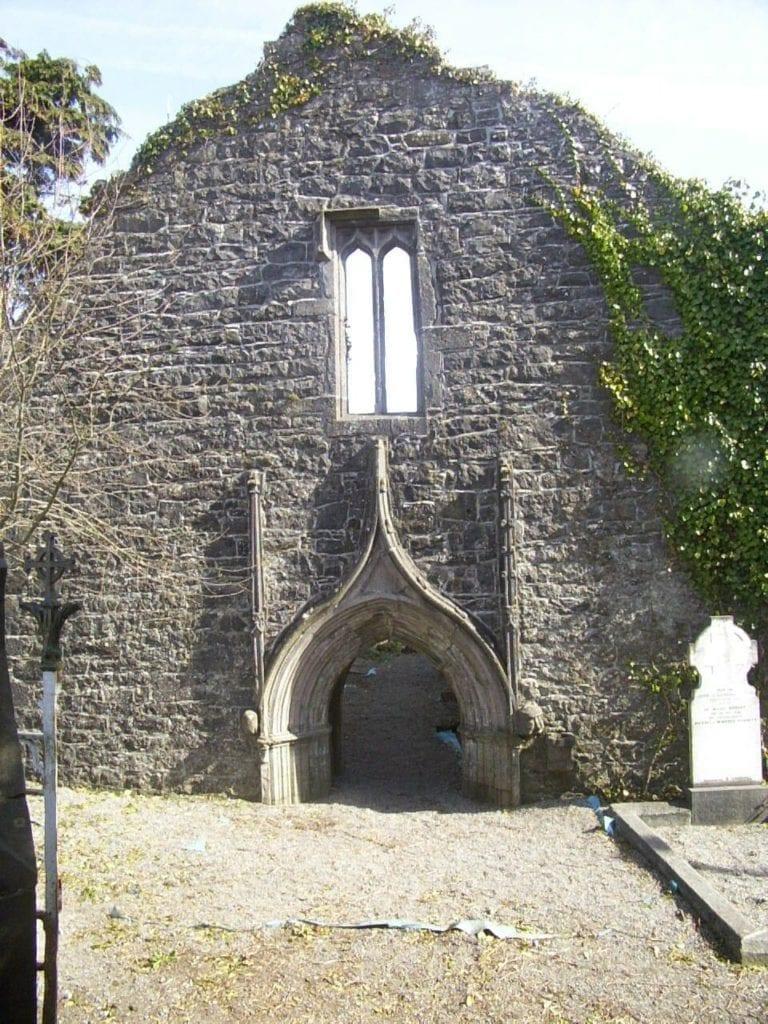 Augustinian Abbey, Ballina, Co. Mayo, Ireland