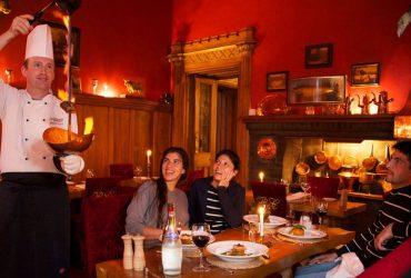 Restaurant at Belleek Castle Drunken Bullock Ballina Mayo
