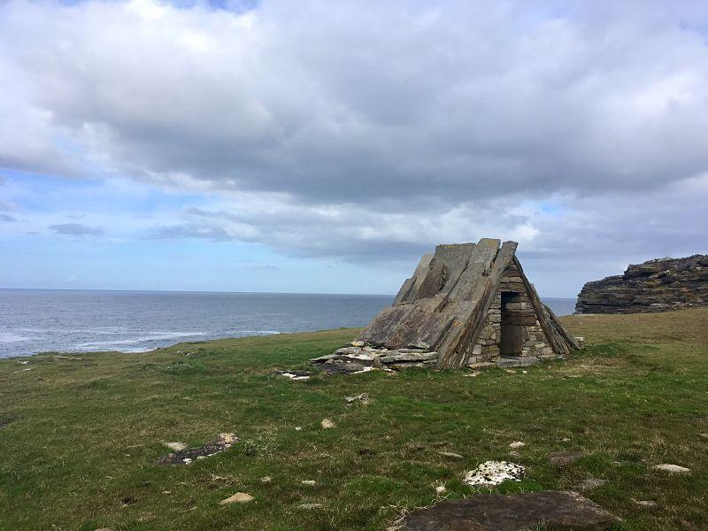 Tearmann na Gaoithe Tír Sáile Sculpture Trail north Mayo Art Trail