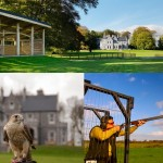 Shooting, Golf and Falconry in Mount Falcon