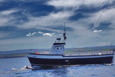 Enniscrone Killala Angling charter MV Keah Donal Kennedy Angling