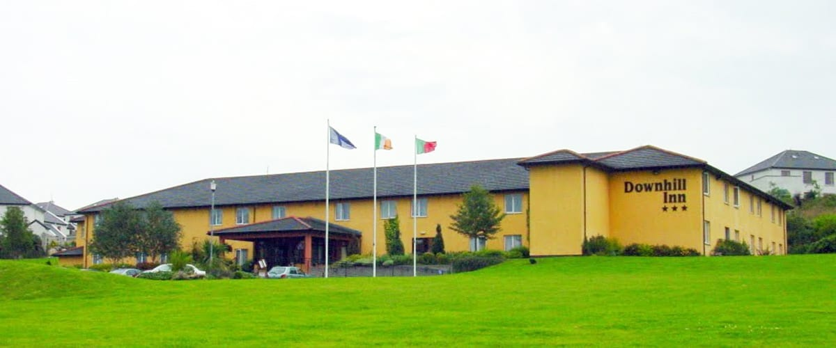 Downhill Inn Ballina hotel in Ballina Mayo