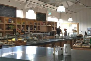 Café at Foxford Woollen Mills restaurant