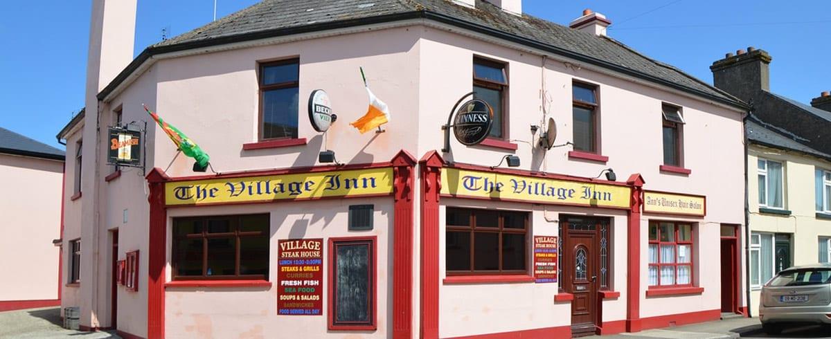 The Village Inn Killala sports pub local food bar food