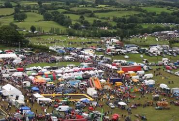 Bonnconlon Agricultural Show, Mayo. Ireland