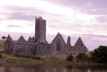 Christian Sites and Spiritual Attractions in Mayo Rosserk Abbey Killala