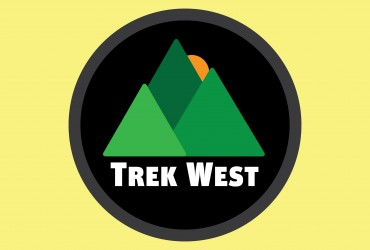Trek west tours guided mayo Ireland logo