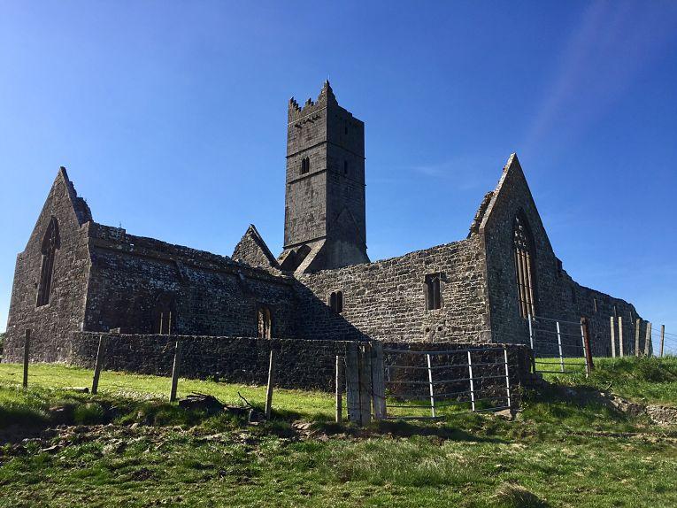 Rosserk Abbey Killala Co. Mayo