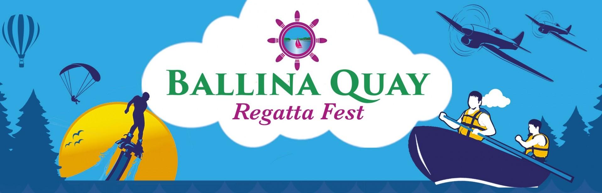 Quay Regatta Half Page Ad