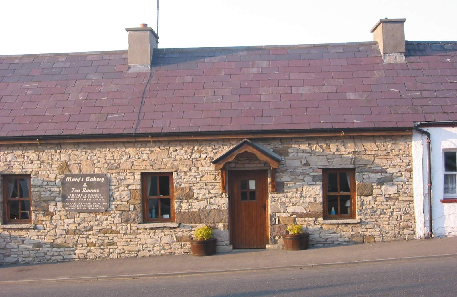 Mary's Cottage Kitchen Ballycastle