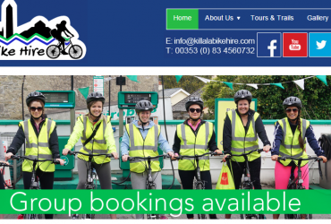 bike hire in Mayo Killala Bike Hire