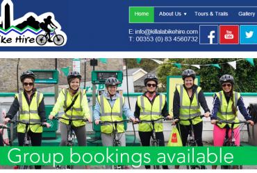 Killala Bike Hire Website image group
