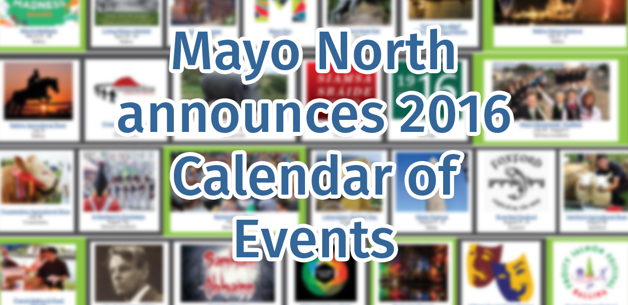 List of all festivals in North Mayo
