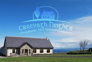 Creevagh Heights B&B in Lacken, near Killala, Co. Mayo, Ireland
