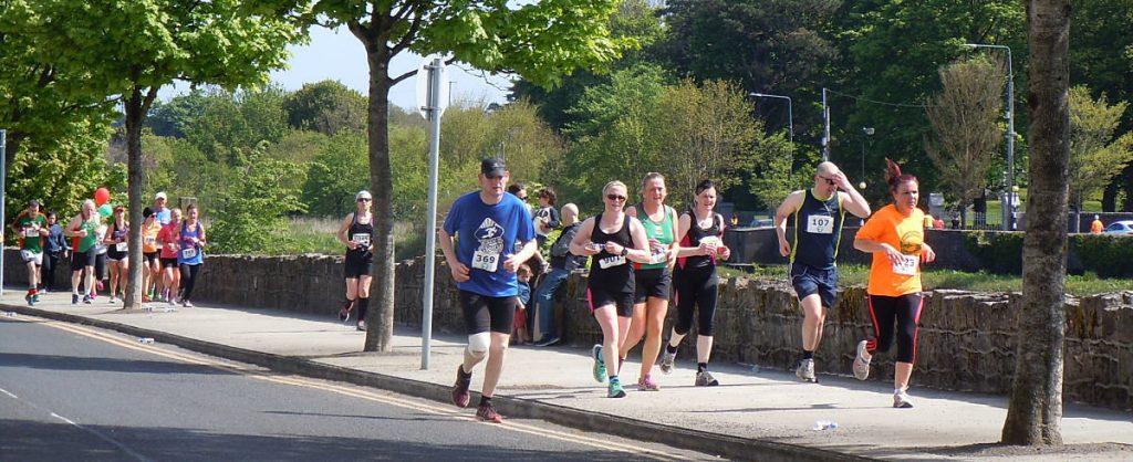River Moy Half Marathon Ballina 2017