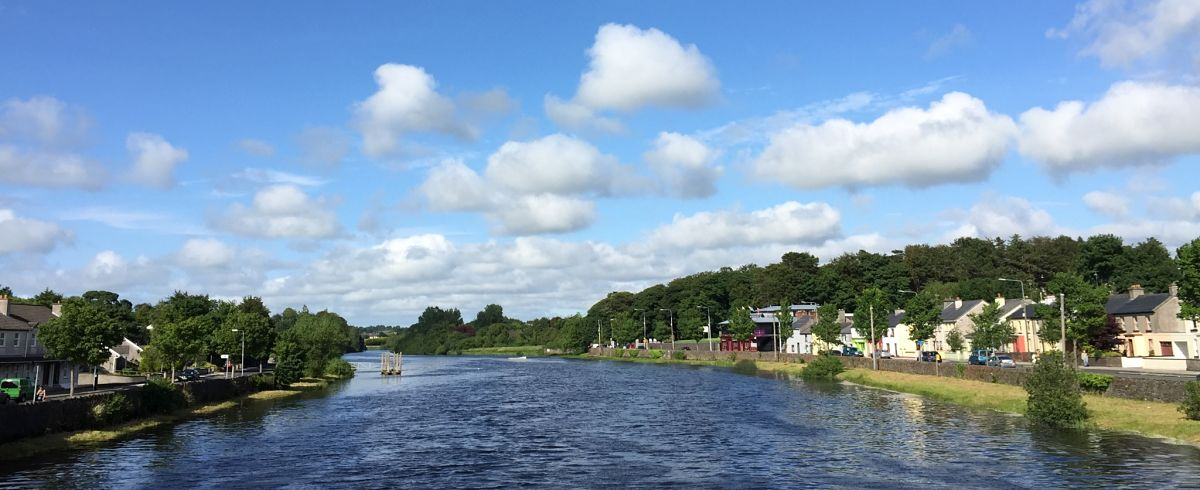 Crinniú na mBád Ballina on the River Moy