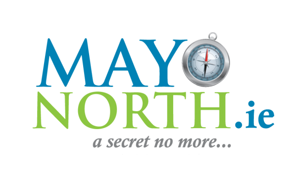 Mayonorth.ie logo Mayo tourism, Mayo North logo, Mayo NOrth Promotions Office logo, About the Mayo North Promotions Office