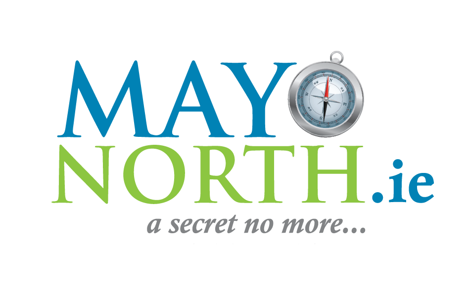 Mayonorth.ie logo Mayo tourism