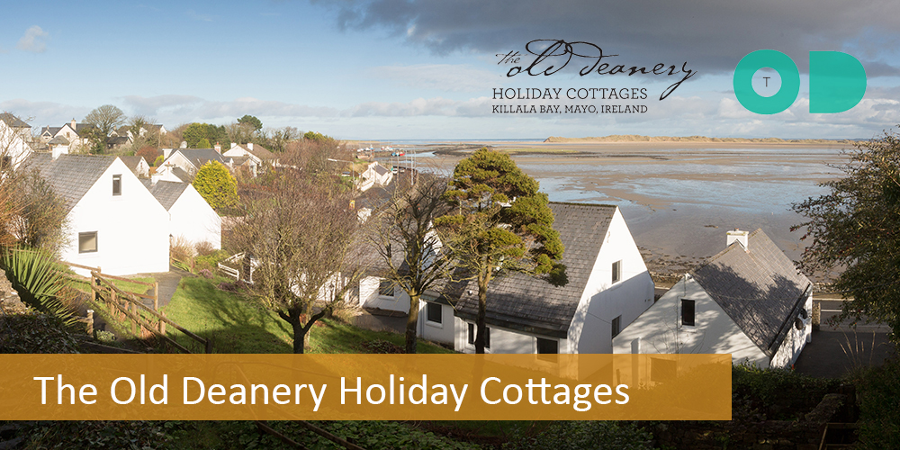 Old Deanery Holiday Cottages, Killala self-catering accommodation Wild Atlantic Way