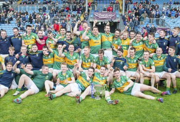 Gaelic football game in Mayo Ardnaree Junior Champions