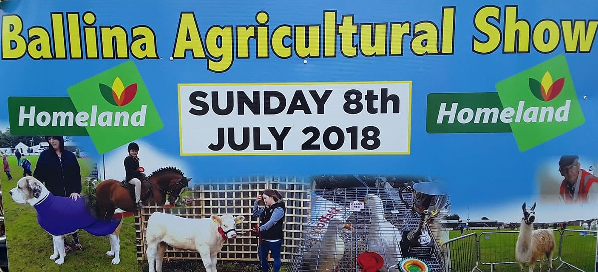 Ballina Agricultural Show 2018