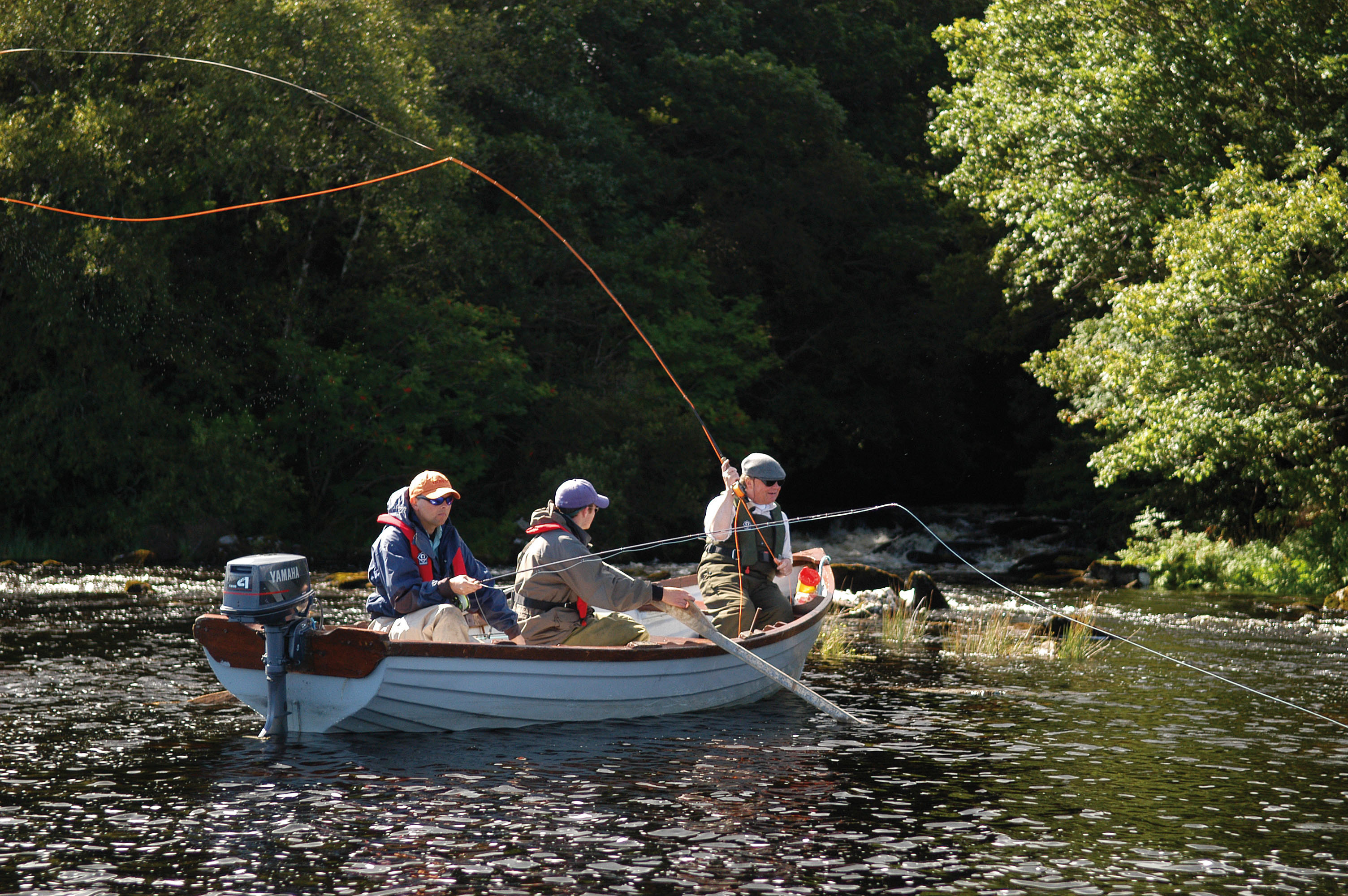 fishing guides in Mayo North