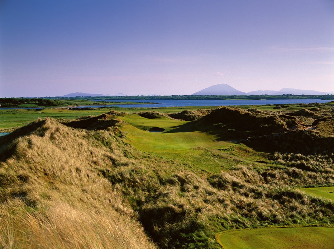 Golfing in Mayo North