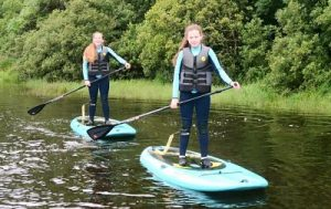 things to do with children in mayo north stand up paddling with harbour sup and sail
