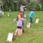 things to do with children in mayo north moy archery