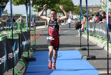 Ballina Triathlon Salmon Run Triathlon athlete