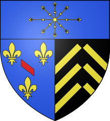 The Coat of Arms of Athis-Mons