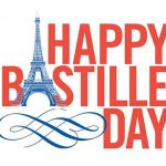 French Irish History in honour of Bastille Day
