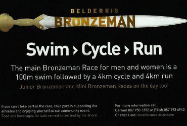 Belderrig Bronze Man 2019
