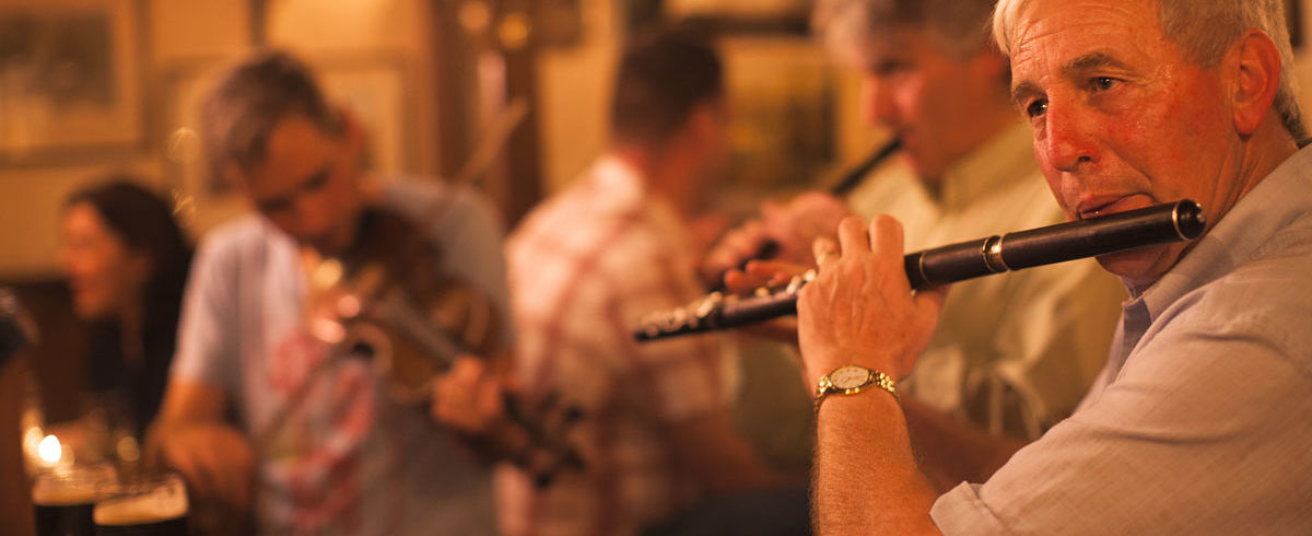 A Celebration of Traditional Irish Music at Ballina Salmon Festival