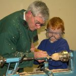 5th Mayo Beaver woodturning Web