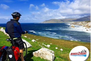 bikes2rent BikeTouristB2RlogoBikes to rent Rachel's irish adventures bike hire ballina