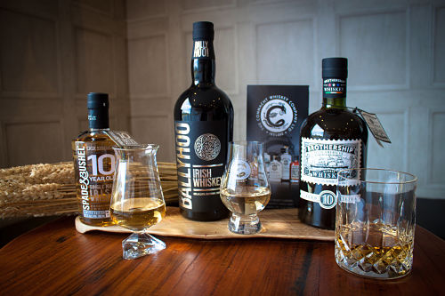 Connacht Whiskey company tour and tasting Ballina Co. Mayo distillery Conncullin gin