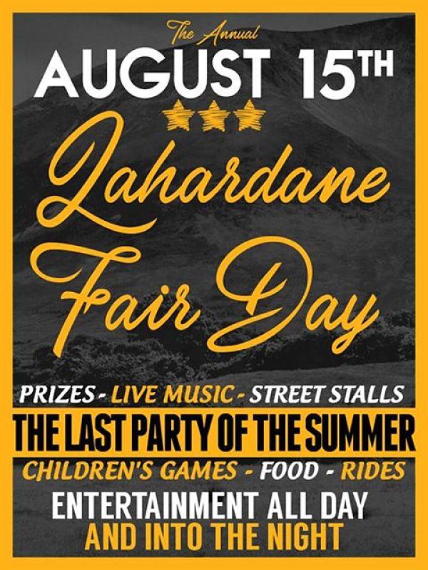 Lahardane Fair Day Lahardane North Mayo Annual Fair