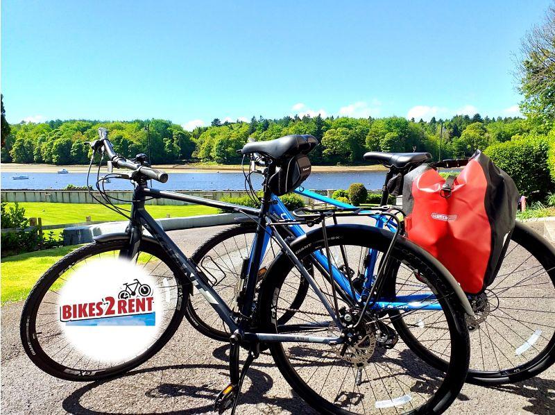 bikes2rent image bike hire in ballina co. Mayo