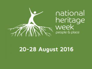 Heritage Week in Ballina 2016