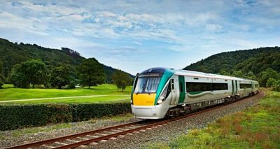 how to get to ballina by train north mayo