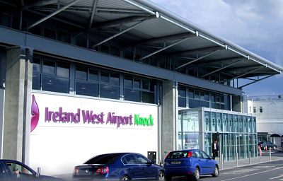 how to get to Ballina by air Ireland West Airport knock airport