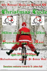 Ballycastle Christmas Cycle