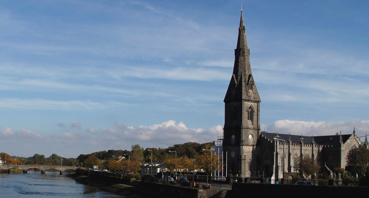 Things to do in Ballina st muredach's cathedral 'raise your voices'