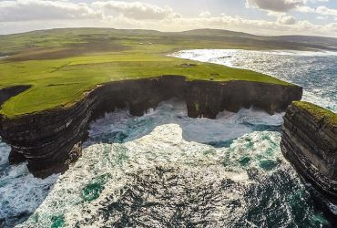 Downpatrick Head along the Ceide Coast of North Mayo - Things to do in Ballycastle Co. Mayo - Downpatrick Head