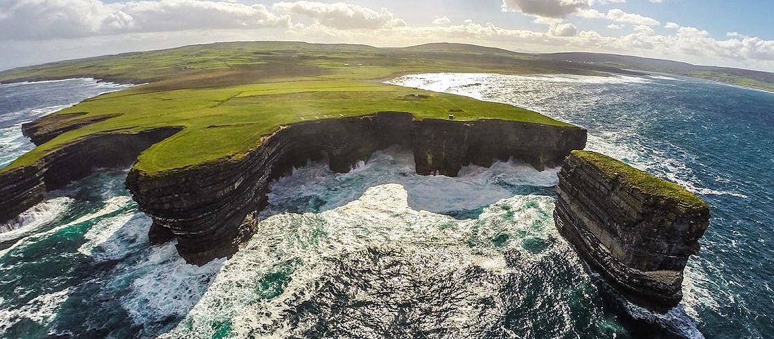 Things to do in Ballycastle Co. Mayo - Downpatrick Head