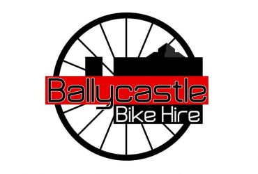 Ballycastle Bike hire logo