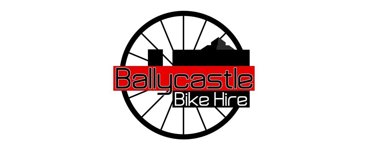 Ballycastle Bike hire logo