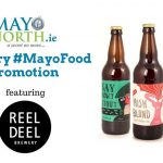 January #MayoFood promotion with Reel Deel Breweries