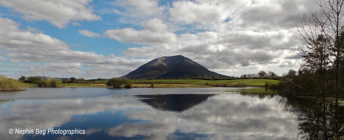 Nephin Up and Over Challenge adventure race Mayo